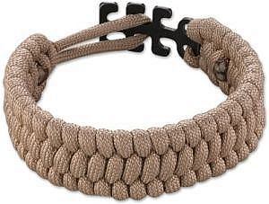 CRKT Adjustable Paracord Bracelet Tan