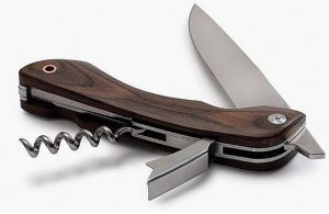 Barebones Folding Picnic Knife