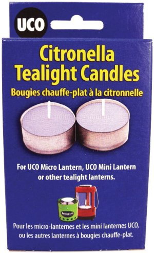 Tealight Candles Citronella
