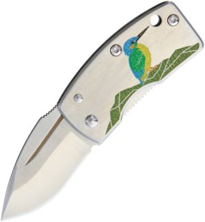 Money Clip Framelock Bird