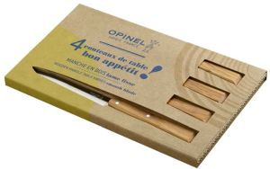 Opinel Messersatz SOUTH SPIRIT, Olivenholz,