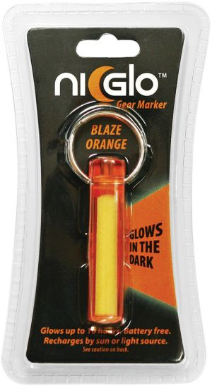 Solar Gear Marker Blaze Orange