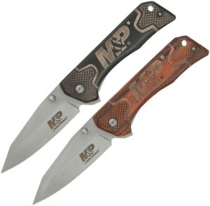Smith & Wesson MP Linerlock Combo Pack