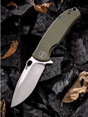 We Knife Co Ltd Model 803 Rectifier Green