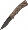 Wihongi  Linerlock  Hemp Micarta Handle