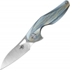 Bestech Knives The Reticulan Framelock Blue