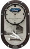 Ford Trapper Clock Display
