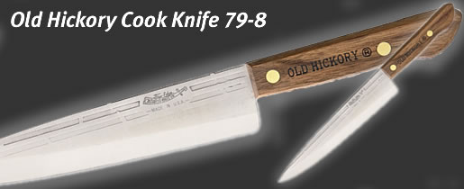 Old Hickory Cook Knife 79-8