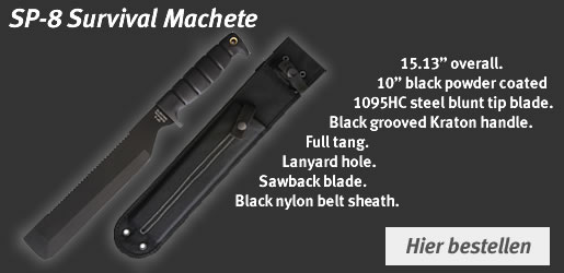 SP-8 Survival Machete
